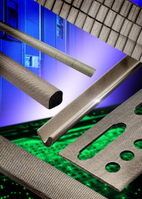 RoHS Compliant soft foam EMI Shielding gaskets
